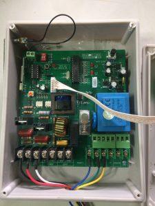 Hộp điều khiển barie tự độngBS – 3306
