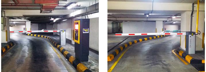 barrier tự động MAG - Malaysia