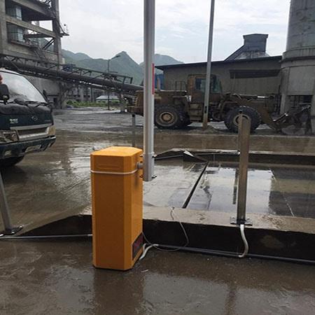 Thi công barrier tự động tại Bình Dương