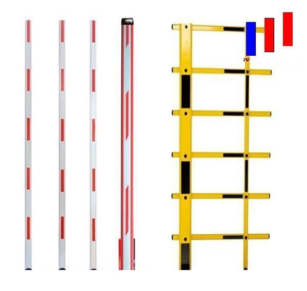 các loại thanh nhôm barrier
