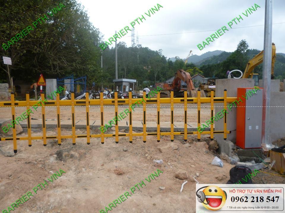 Sửa chữa Barrier tự động tại TPHCM