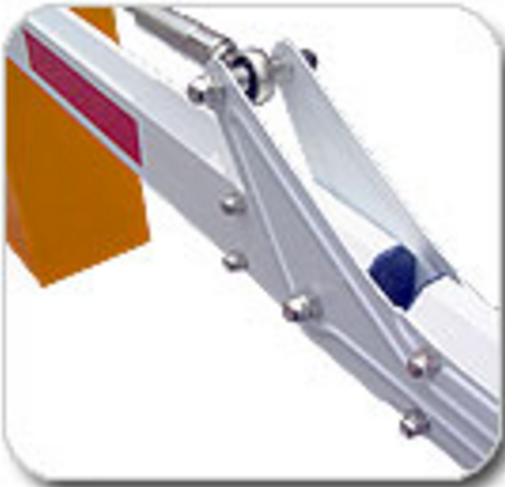 Mô tả barie tự động BR530-90 tay gập: 2