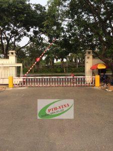 báo giá lắp đặt barrier tự động
