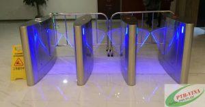 Flap barrier dùng cho sảnh phòng tập yoga
