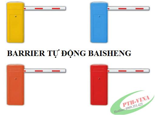 các loại barrier tự động cần thẳng