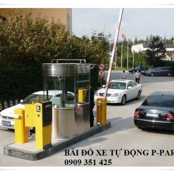 hệ thống bãi đỗ xe tự động tại tp.hcm