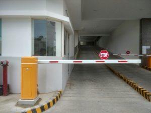 lắp đặt barie tự động tại Nha Trang