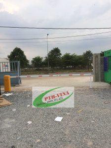 barrier baisheng bs-306 lắp đặt tại quận 12
