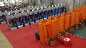 sản xuất barrier tự động