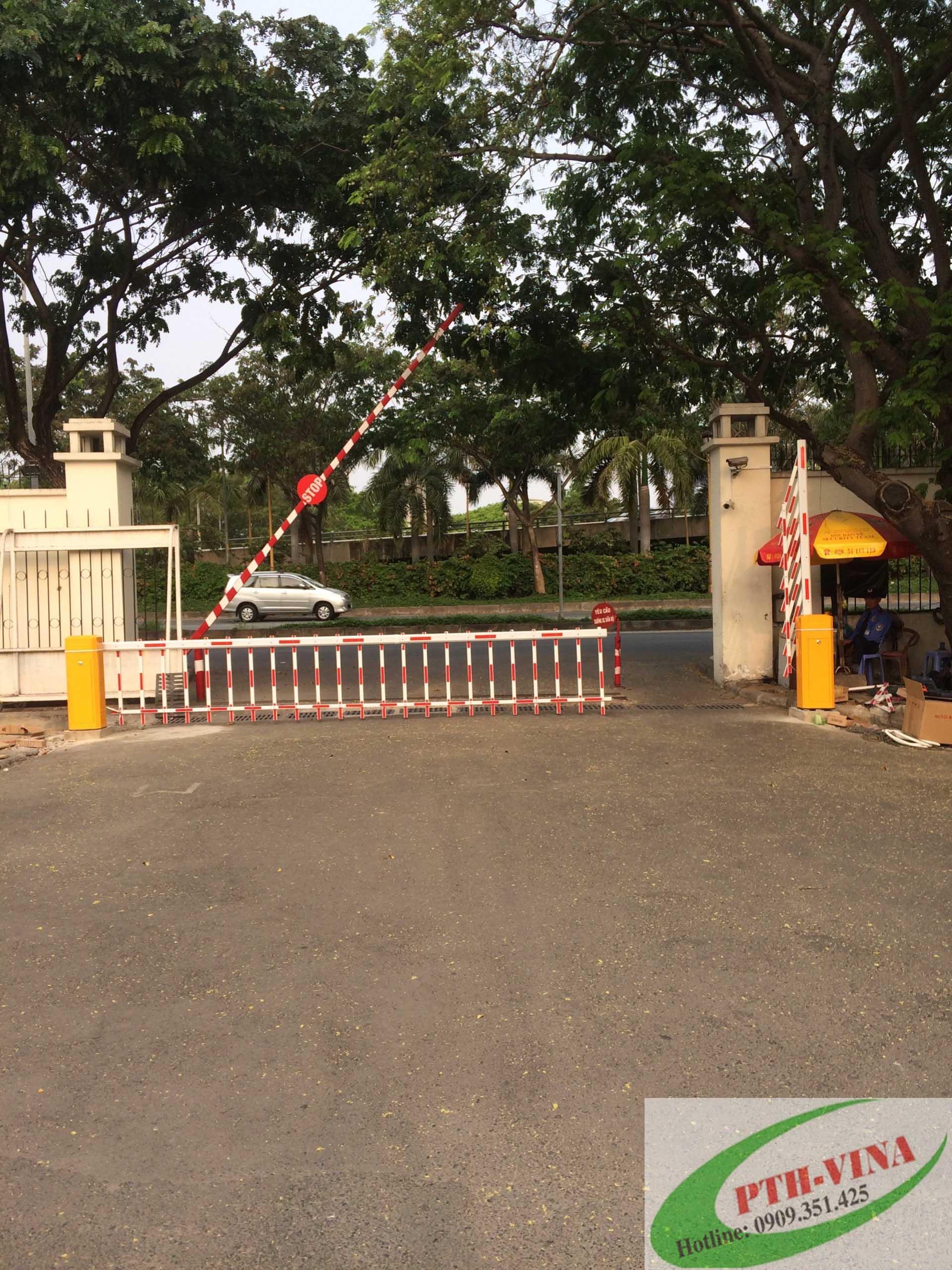 barrier dạng rào chắn cho quân đội