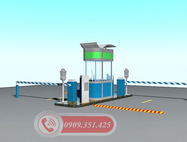 Báo giá thi công hệ thống máy giữ xe