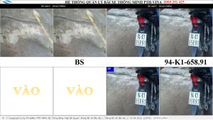 phần mềm quản lý bãi giữ xe thông minh