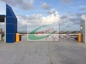 cung cấp barie tự động tại công ty nhà máy nhiệt điện Duyên Hải, Trà Vinh