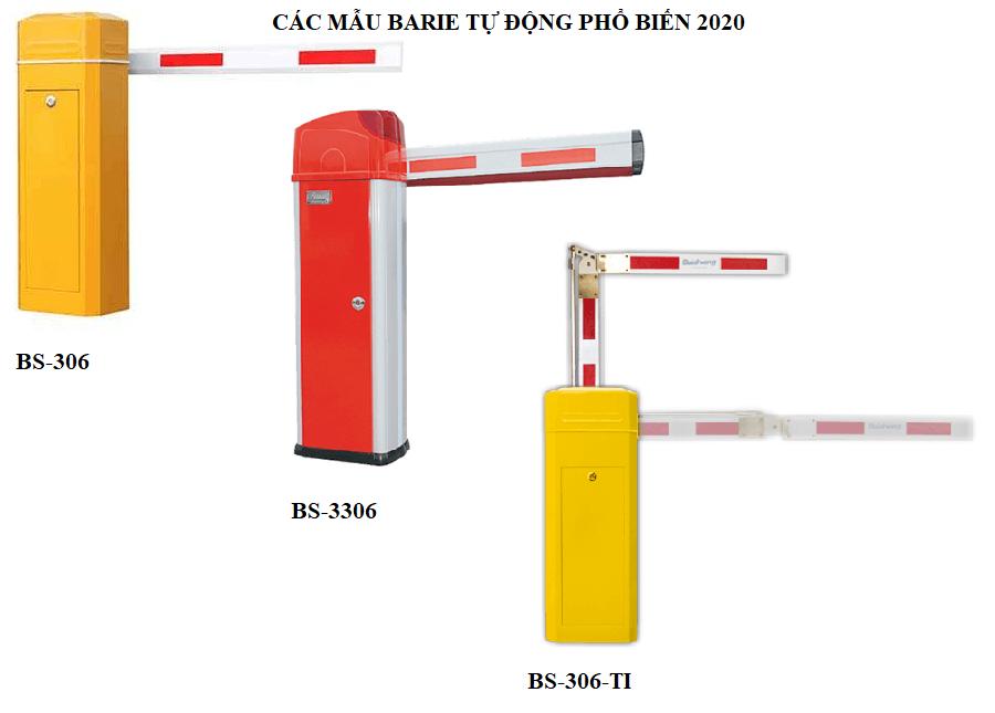 Barie tự động Baisheng BS-306