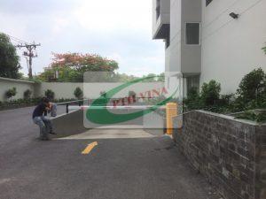 cung cấp barie tự động ở cổng chung cư