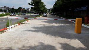 Thanh chắn barrier tự động Baisheng